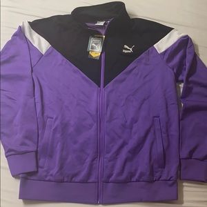 Puma Men's Track Jacket XL
